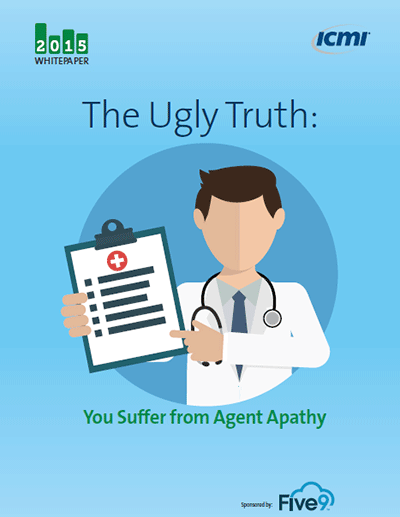The Ugly Truth: You Suffer From Agent Apathy