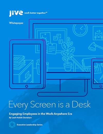 Every Screen is a Desk
