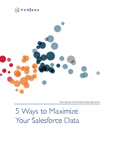 5 Ways to Maximize Your Salesforce Data